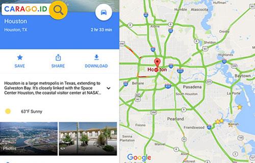 Cara Mencari Lintang dan Bujur di Google Maps Lewat iPhone & iPad