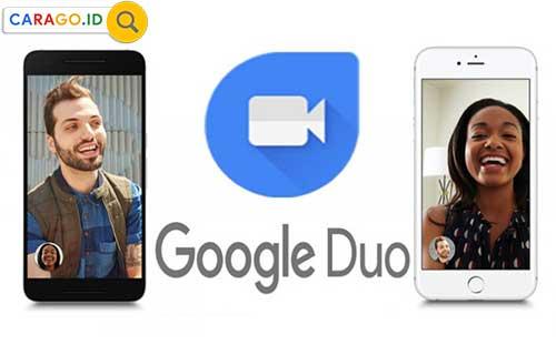 Cara Daftar Google Duo Lewat Andorid