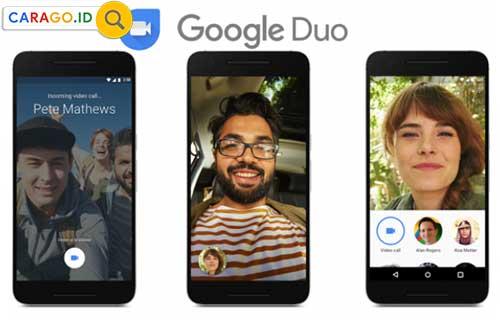 Cara Hapus Akun Google Duo Lewat Aplikasi