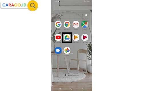 Backup Foto Ke Google Drive