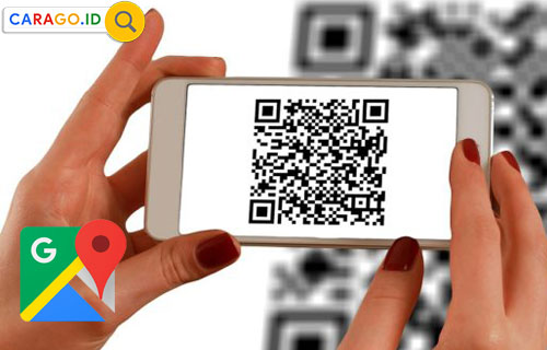 Cara Membuat Barcode Maps di HP Android
