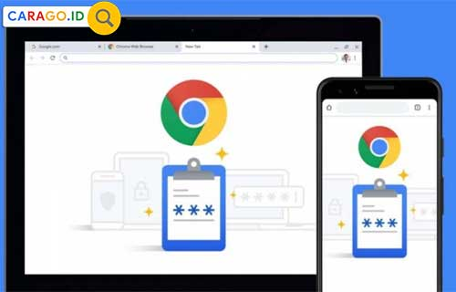 Cara Mengetahui Password di Google Chrome