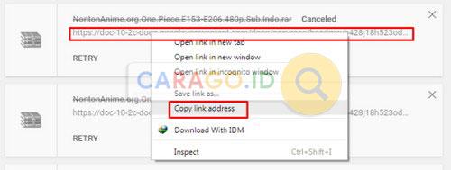 Copy Link Download