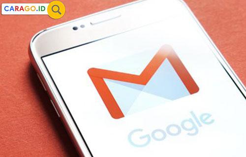 Melalui Aplikasi Gmail