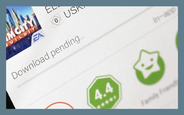 Penyebab Download Pending di PlayStore