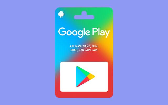 Saldo Google Play