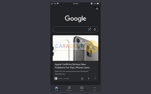 Buka Aplikasi Google