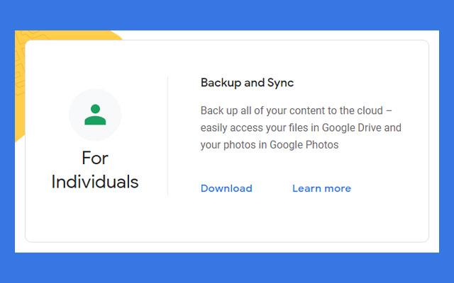 Cara Download Google Drive untuk PC