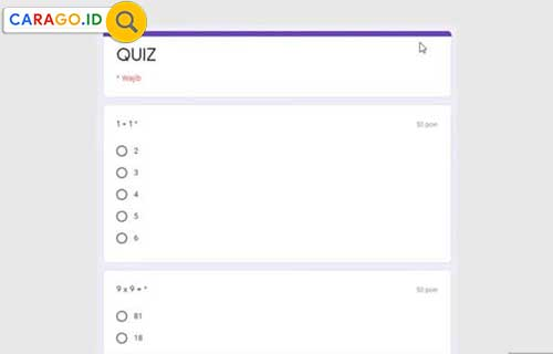 Melihat Jawaban di Google Classroom