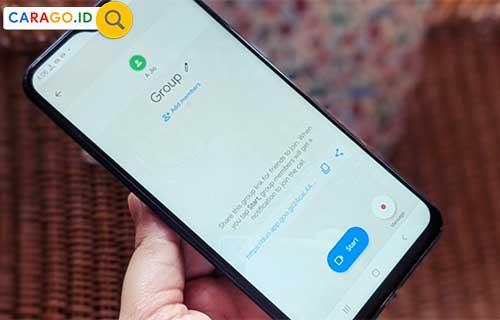 Berbagi Link Grup Google Duo