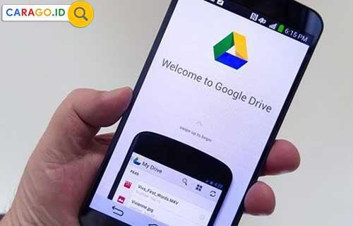 Cara Mengirim Video Lewat Google Drive HP