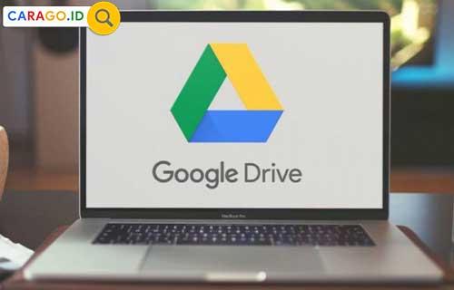 Cara Mengirim Video Lewat Google Drive PC