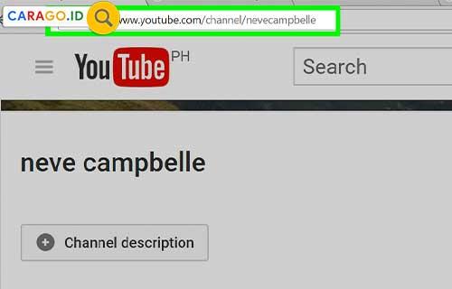 Cek URL Youtube