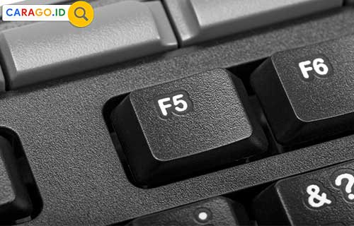 Jangan Tekan F5 Berkali kali