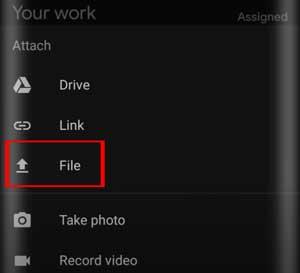 Klik File