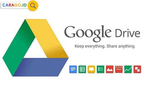 Cara Google Drive Unlimited Storage