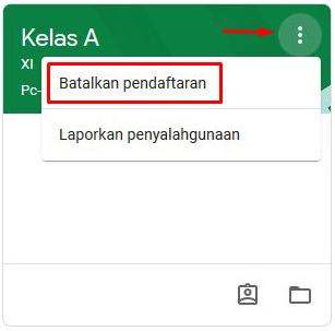 Buka Aplikasi Google Classroom