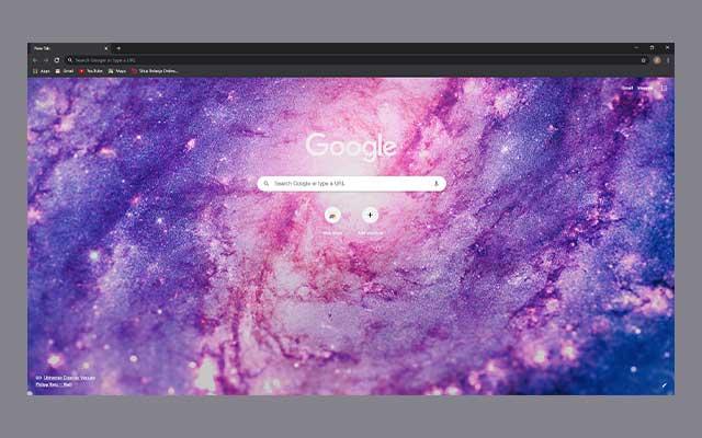 Buka Google Chrome Cara Memunculkan Tombol Download