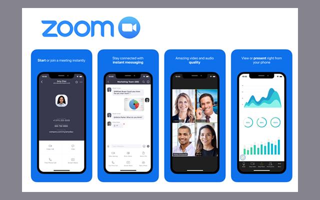 Cara Menggunakan Aplikasi Zoom di iPhone