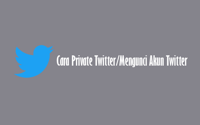 Cara Private Twitter