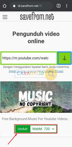 Download Konten YouTube
