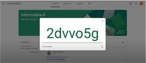 Kode Akses Google Classroom