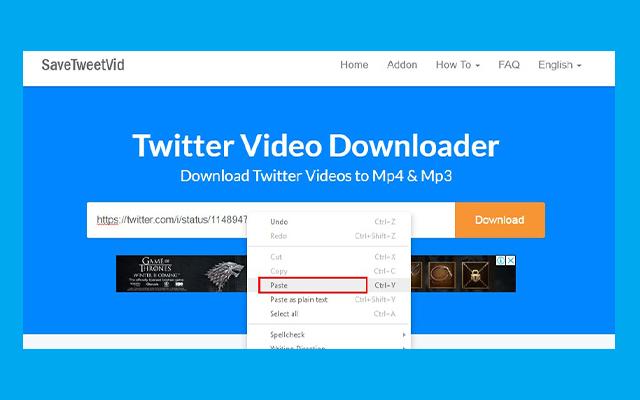 Tutorial Download Video Twitter Tanpa Aplikasi
