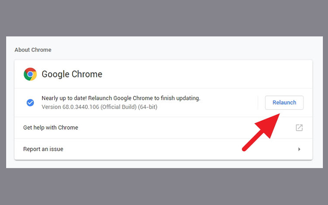 Update Versi Terbaru Google Chrome di PC