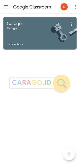 Buka Aplikasi Google Classroom 1