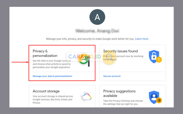 Tekan Data Personalization