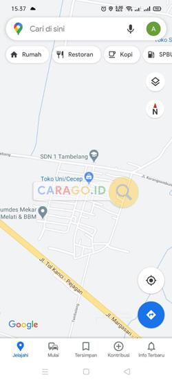 Buka Aplikasi Google Maps Android